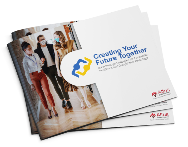 Creating your Future Together